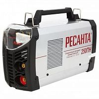 Сварочный аппарат Ресанта САИ-250 инвертор ММА DC (кейс в комплекте)