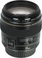 Объектив Canon EF USM (2519A012) 85мм f/1.8
