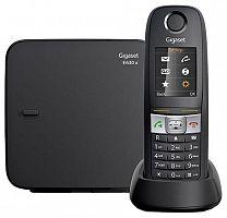 Р/Телефон Dect Gigaset E630A RUS черный автооветчик АОН