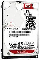 "Жесткий диск WD Original SATA-III 1Tb WD10JFCX Red (5400rpm) 16Mb 2.5"""
