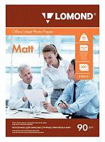 Фотобумага Lomond 0102131 A4/90г/м2/500л./белый матовое для струйной печати