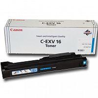 Тонер Картридж Canon C-EXV16 1068B002 голубой (36000стр.) для Canon CLC4040/5151