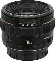 Объектив Canon EF USM (2515A012) 50мм f/1.4