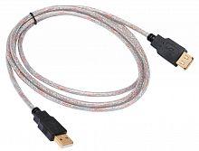 Кабель-удлинитель Buro USB2.0-AM-AF-S USB A(m) USB A(f) 1.8м