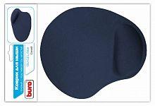 Коврик для мыши Buro BU-GEL синий
