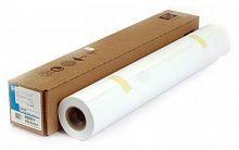 """Бумага HP Q8004A 594мм-91.4м/80г/м2 матовое для струйной печати втулка:50.8мм (2"""")"""