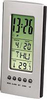 Термометр Hama H-75298 серебристый/черный