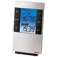 Термометр Hama TH-200 H-87682 серебристый/черный