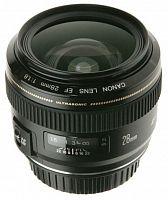 Объектив Canon EF USM (2510A010) 28мм f/1.8