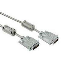 Кабель Hama H-20156 00020156 DVI-D Dual Link (m) DVI-D Dual Link (m) 1.8м