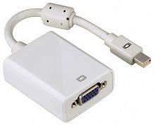 Адаптер Hama 00053247 VGA (f) miniDisplayPort (m) 0.1м