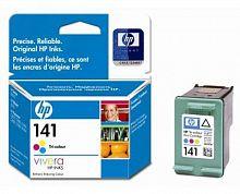Картридж струйный HP 141 CB337HE многоцветный для HP PS C4283/C5283/D5363/J5783/J6413/D4263