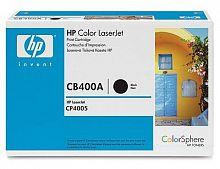 Картридж лазерный HP 642A CB400A черный (7500стр.) для HP CLJ CP4005
