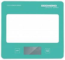 Весы кухонные электронные Redmond RS-724 макс.вес:5кг голубой