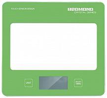 Весы кухонные электронные Redmond RS-724 макс.вес:5кг зеленый