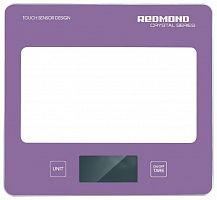 Весы кухонные электронные Redmond RS-724-E макс.вес:5кг розовый