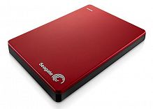 "Жесткий диск Seagate Original USB 3.0 1Tb STDR1000203 Backup Plus 2.5"" красный"