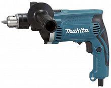 Дрель ударная Makita HP1630 710Вт патрон:кулачковый реверс
