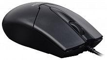 Мышь A4Tech V-Track Padless OP-550NU черный оптическая (1000dpi) USB (3but)