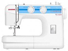Швейная машина Janome TC-1214 белый
