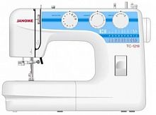 Швейная машина Janome TC-1218 белый