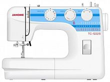 Швейная машина Janome TC-1222S белый