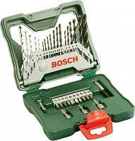 Набор принадлежностей Bosch X-Line-33 33 предмета (жесткий кейс)