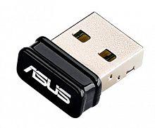 Сетевой адаптер WiFi Asus USB-N10 Nano N150 USB 2.0
