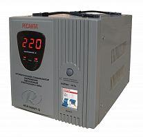 Стабилизатор напряжения Ресанта АСН-5000/1-Ц электронный однофазный серый