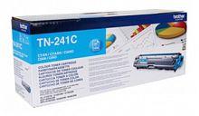Картридж лазерный Brother TN241C голубой (1400стр.) для Brother HL3140/3150/3170/DCP9020/MFC9140/9330/9340