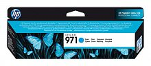Картридж струйный HP 971 CN622AE голубой (2500стр.) для HP OJ Pro X476dw/X576dw/X451dw/X551dw