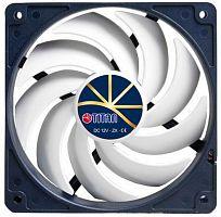 Вентилятор Titan TFD-12025H12ZP/KE(RB) 120x120x25mm 4-pin 5-37dB Ret