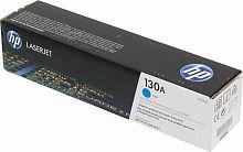 Картридж лазерный HP 130A CF351A голубой для HP M153/M176/M177