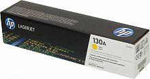 Картридж лазерный HP 130A CF352A желтый для HP M153/M176/M177
