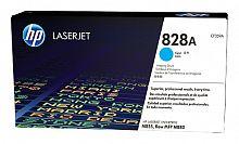 Блок фотобарабана HP 828A CF359A голубой цв:30000стр. для CLJ Ent M855/M880 HP