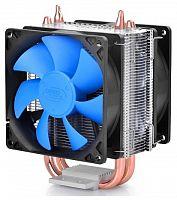 Устройство охлаждения(кулер) Deepcool ICE BLADE 200M Soc-FM2+/AM2+/AM3+/AM4/1150/1151/1155/2011 4-pin 18-30dB Al+Cu 130W 343gr Ret