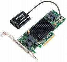 Контроллер Adaptec ASR-81605ZQ SGL RAID 0/1/1E/10/5/6/50/60 16i-ports 1Gb Flash BBU maxCache Plus (2281600-R)