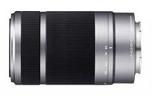 Объектив Sony SEL-55210B (SEL-55210B.AE) 55-210мм f/4.5-6.3 черный