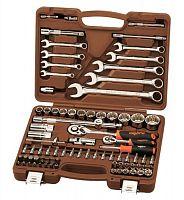 Набор инструментов Ombra OMT82S12 82 предмета (жесткий кейс)
