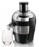 Соковыжималка центробежная Philips HR1832/02 500Вт рез.сок.:500мл. черный