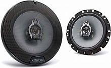Колонки автомобильные Kenwood KFC-1753RG 310Вт 86дБ 4Ом 17см (6 3/4дюйм) (ком.:2кол.) коаксиальные трехполосные