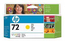 Картридж струйный HP 72 C9373A желтый (130мл) для HP DJ T1100/T610