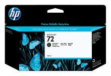 Картридж струйный HP 72 C9403A черный матовый (130мл) для HP DJ T1100/T610