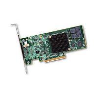Контроллер LSI 9300-8I SGL 12Gb/s HBA 8i-ports (LSI00344 / H5-25573-00)