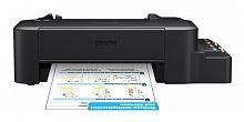 Принтер струйный Epson L120 (C11CD76302) A4 USB черный