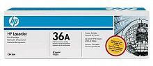 Картридж лазерный HP 36A CB436A черный (2000стр.) для HP LJ M1522x/M1120x/P1505x