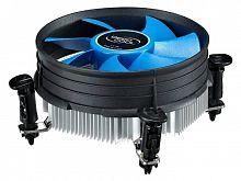 Устройство охлаждения(кулер) Deepcool CK-11509 Soc-1150/1151/1155 3-pin 27dB Al 65W 147gr Ret