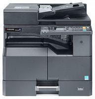 МФУ лазерный Kyocera TASKalfa 2201 (без крышки Type H) (1102NG3NL0) A3 серый