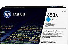 Картридж лазерный HP 653A CF321A голубой (16000стр.) для HP MFP M680