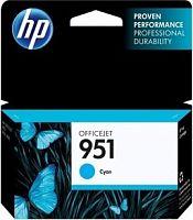 Картридж струйный HP 951 CN050AE голубой (700стр.) для HP OJ Pro 8610/8620